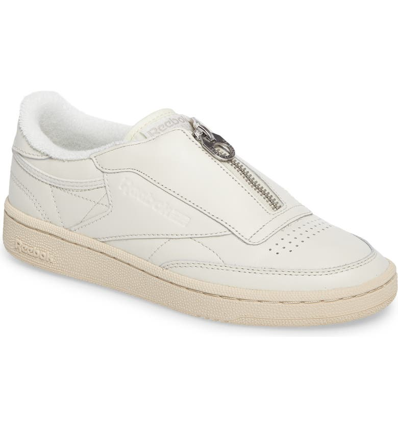 Reebok Club C85 Zip Classic Women's Shoes