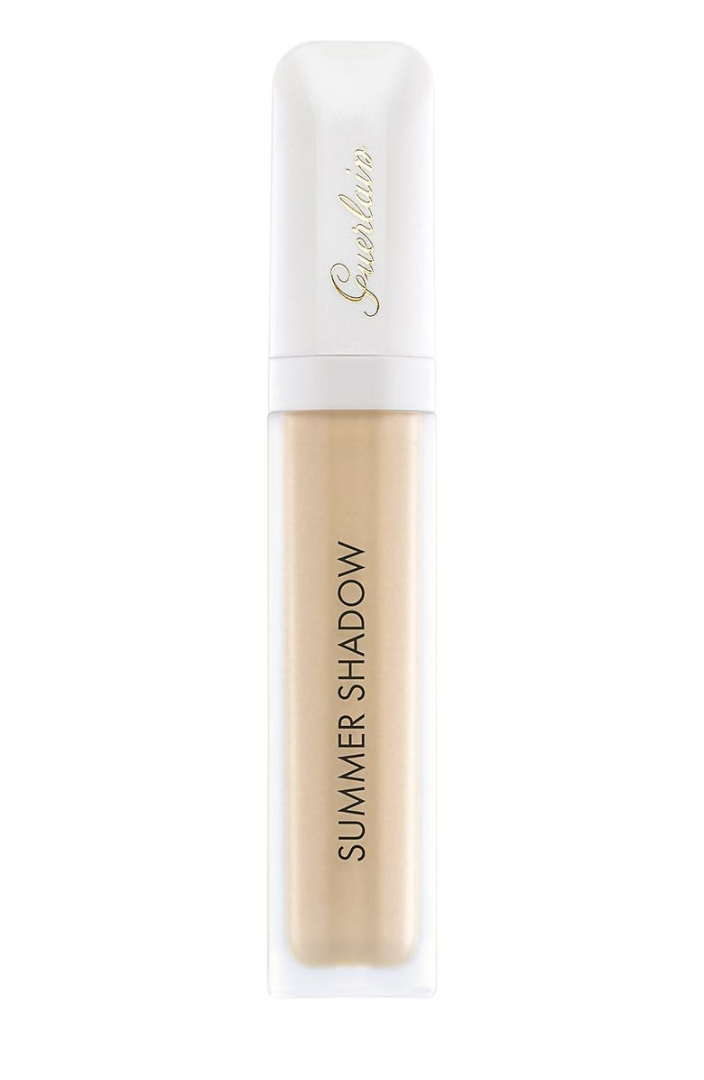 GUERLAIN 'Summer Shadow' Cream Waterproof Eyeshadow, Main, color, 100