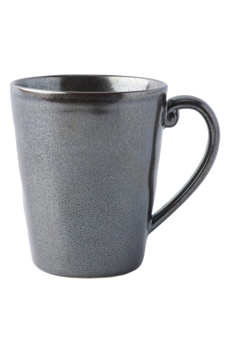 JULISKA Pewter Stoneware Mug, Main, color, PEWTER