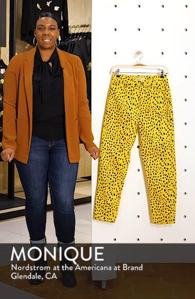 6b10fb14f324 ... Leopard Mom Jeans, sales video thumbnail