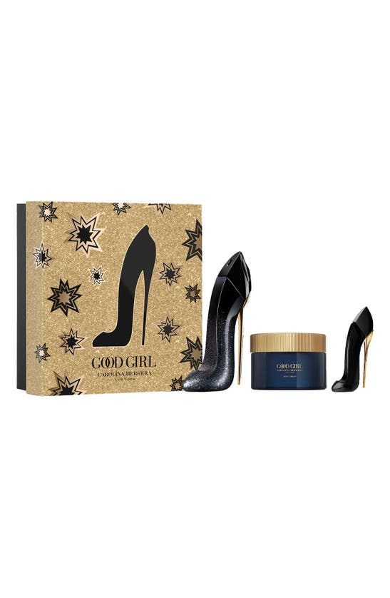 Carolina Herrera Good Girl Eau De Parfum Supreme Set (usd $199 Value)