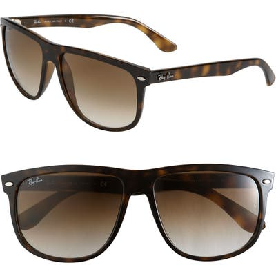 Ray-Ban Boyfriend 60Mm Flat Top Sunglasses -