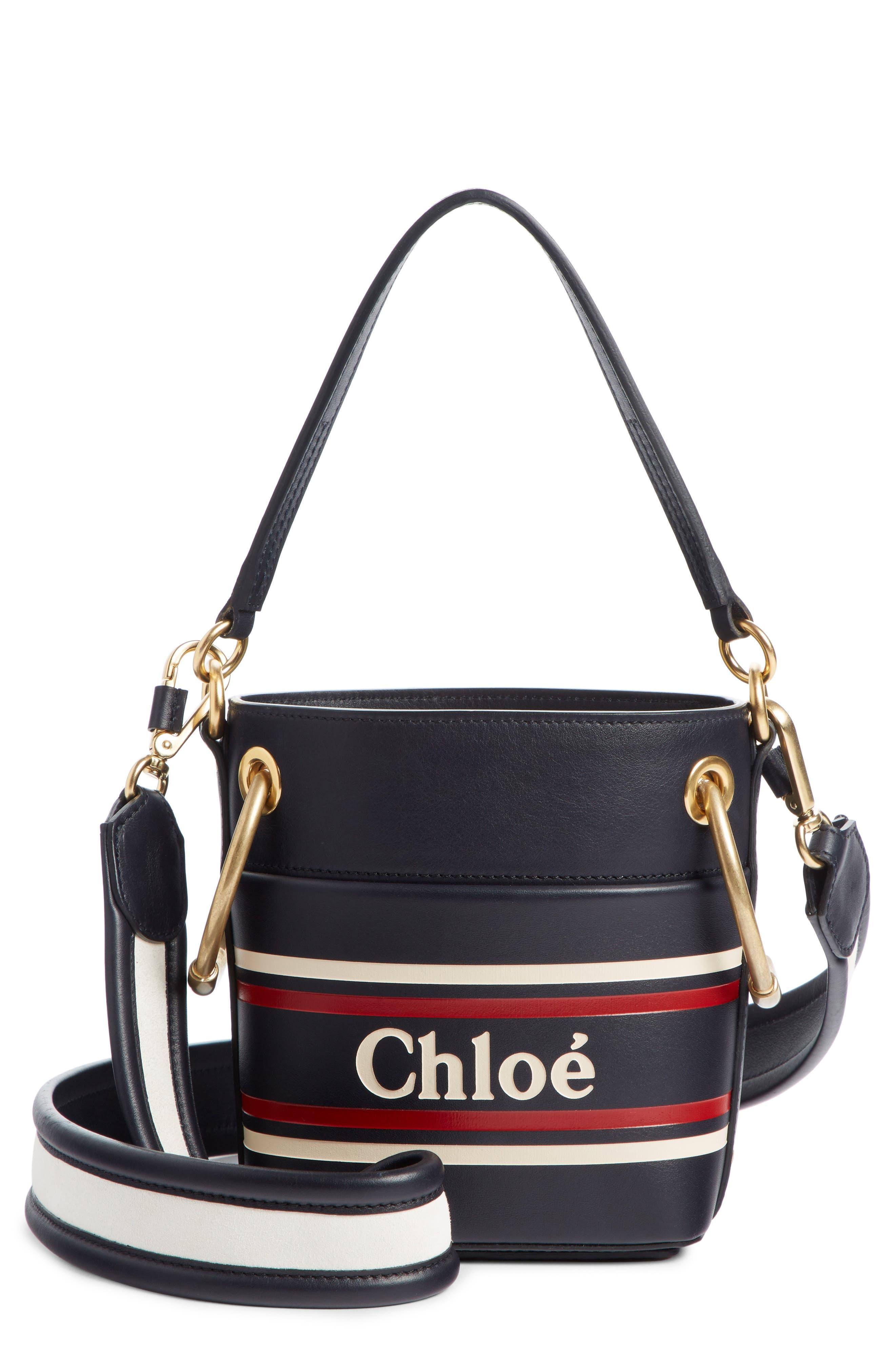 Chloe Small Roy Leather Bucket Bag Nordstrom Rack