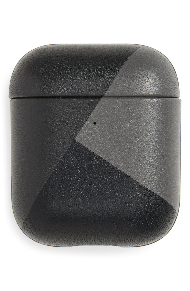 NATIVE UNION Marquetry AirPod Case, Main, color, BLACK
