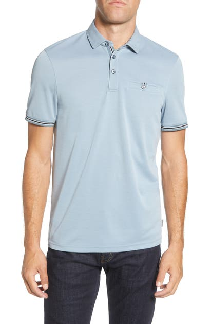 Ted Baker Tops EARBUS SLIM FIT POLO