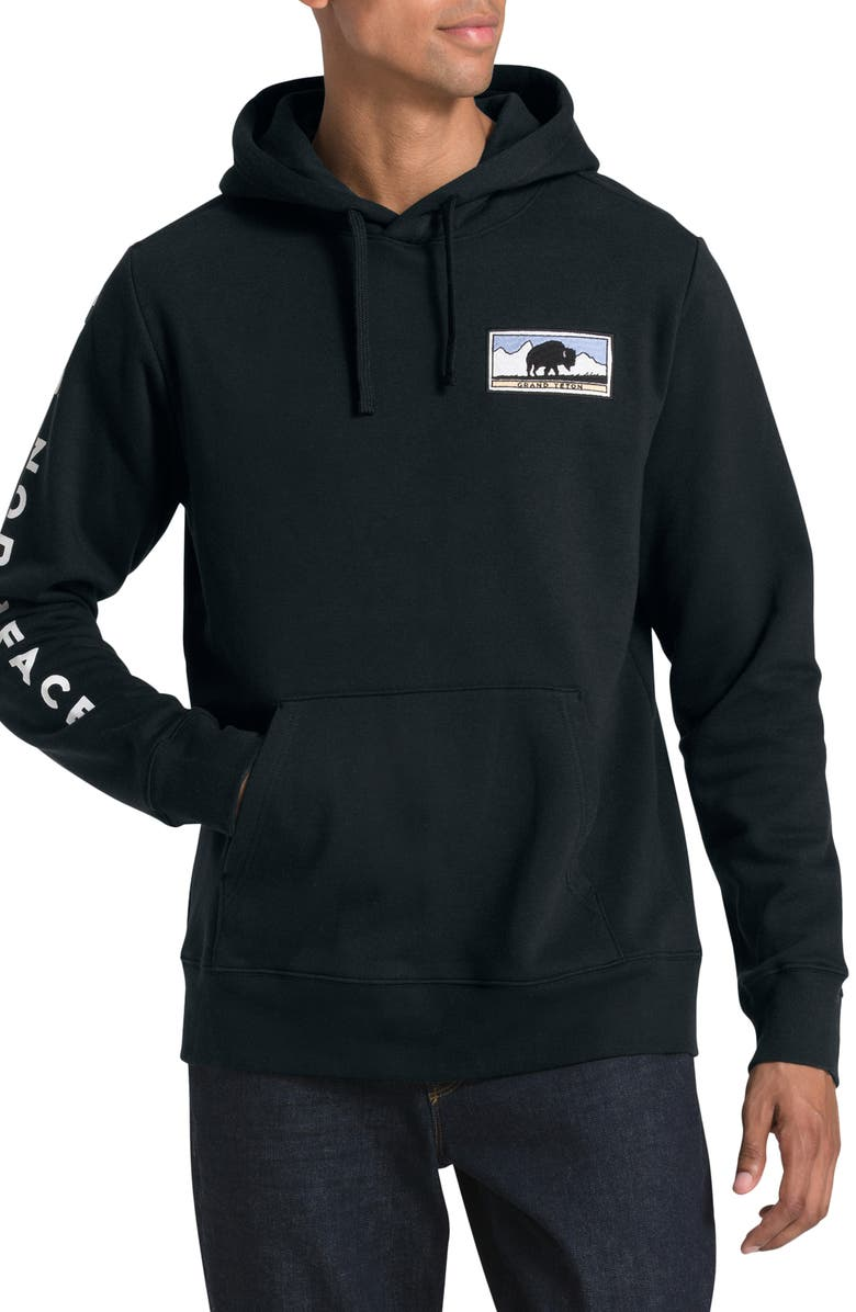 THE NORTH FACE Bottle Source Hoodie, Main, color, 001