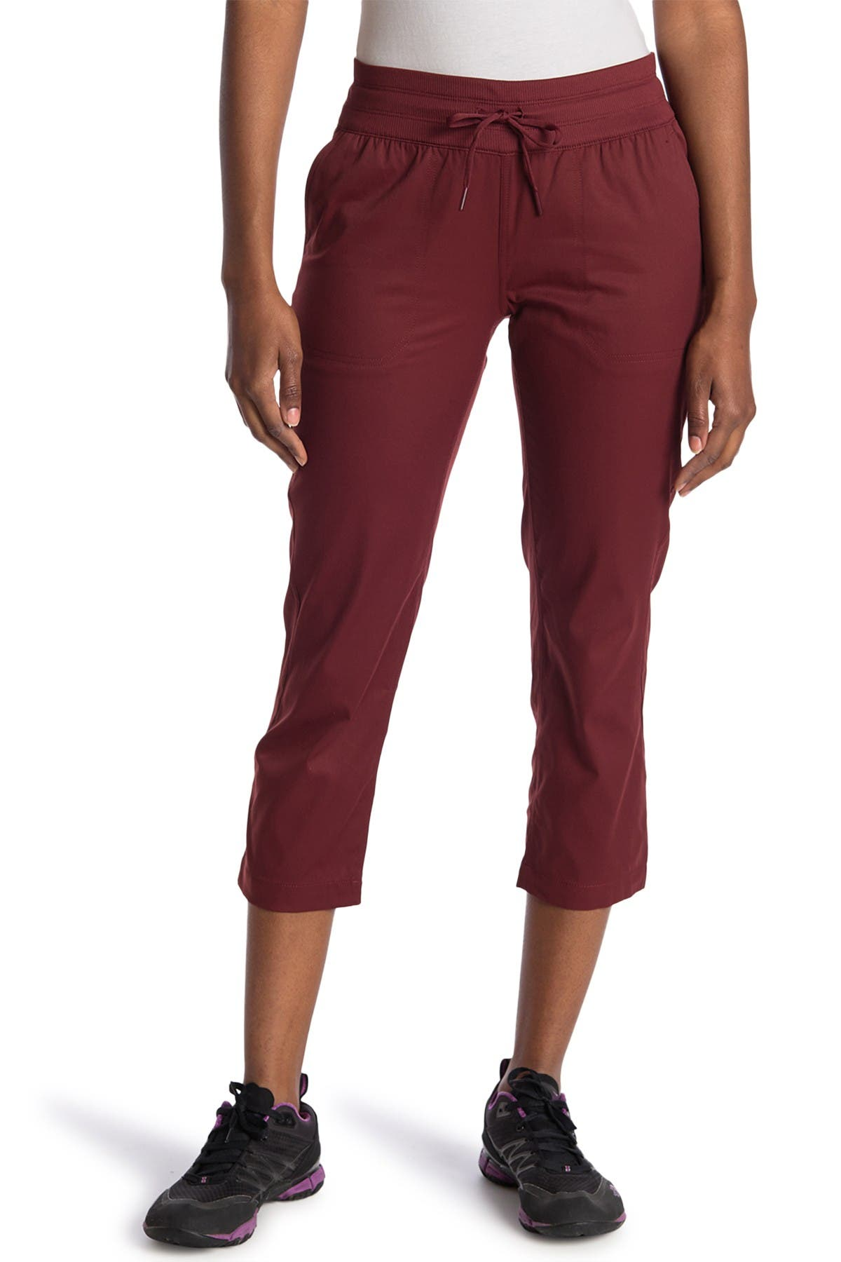 Image of The North Face Aphrodite Motion Capri Hiking Pants