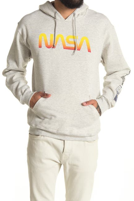 Image of FIFTH SUN NASA Logo Hoodie