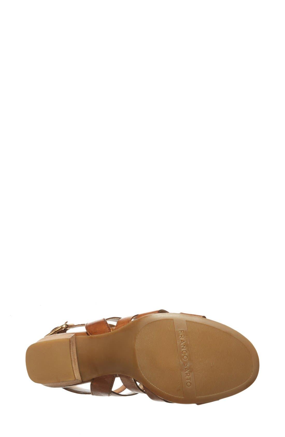 ,                             'Montage' Leather Sandal,                             Alternate thumbnail 11, color,                             200