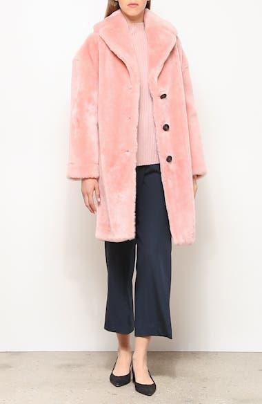 Genuine Shearling Coat, video thumbnail