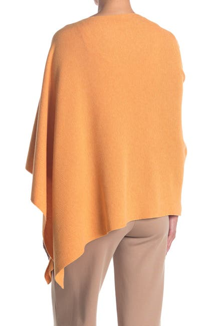 Image of Eileen Fisher Peruvian Organic Cotton Poncho