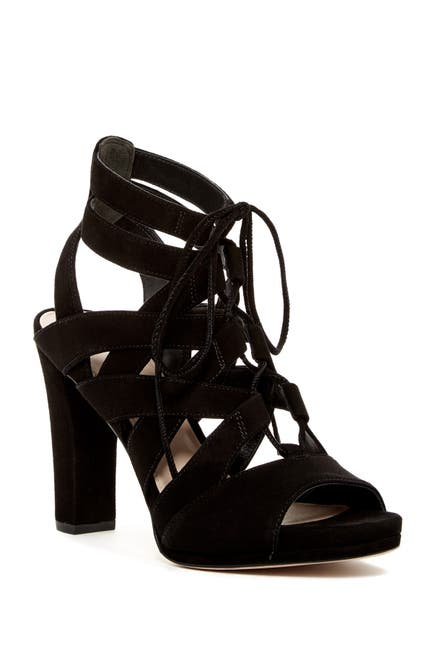 Image of Via Spiga Collette Caged Platform Sandal