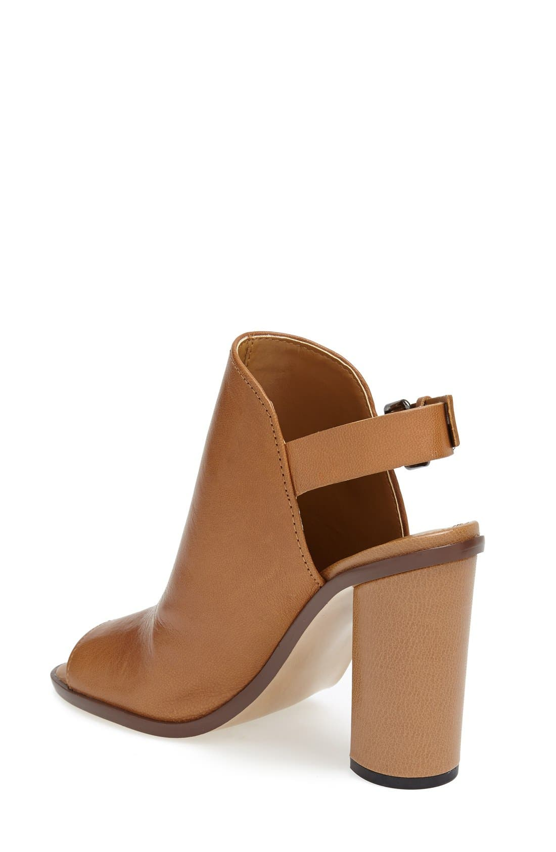 ,                             'Whitney' Peep Toe Bootie,                             Alternate thumbnail 7, color,                             249