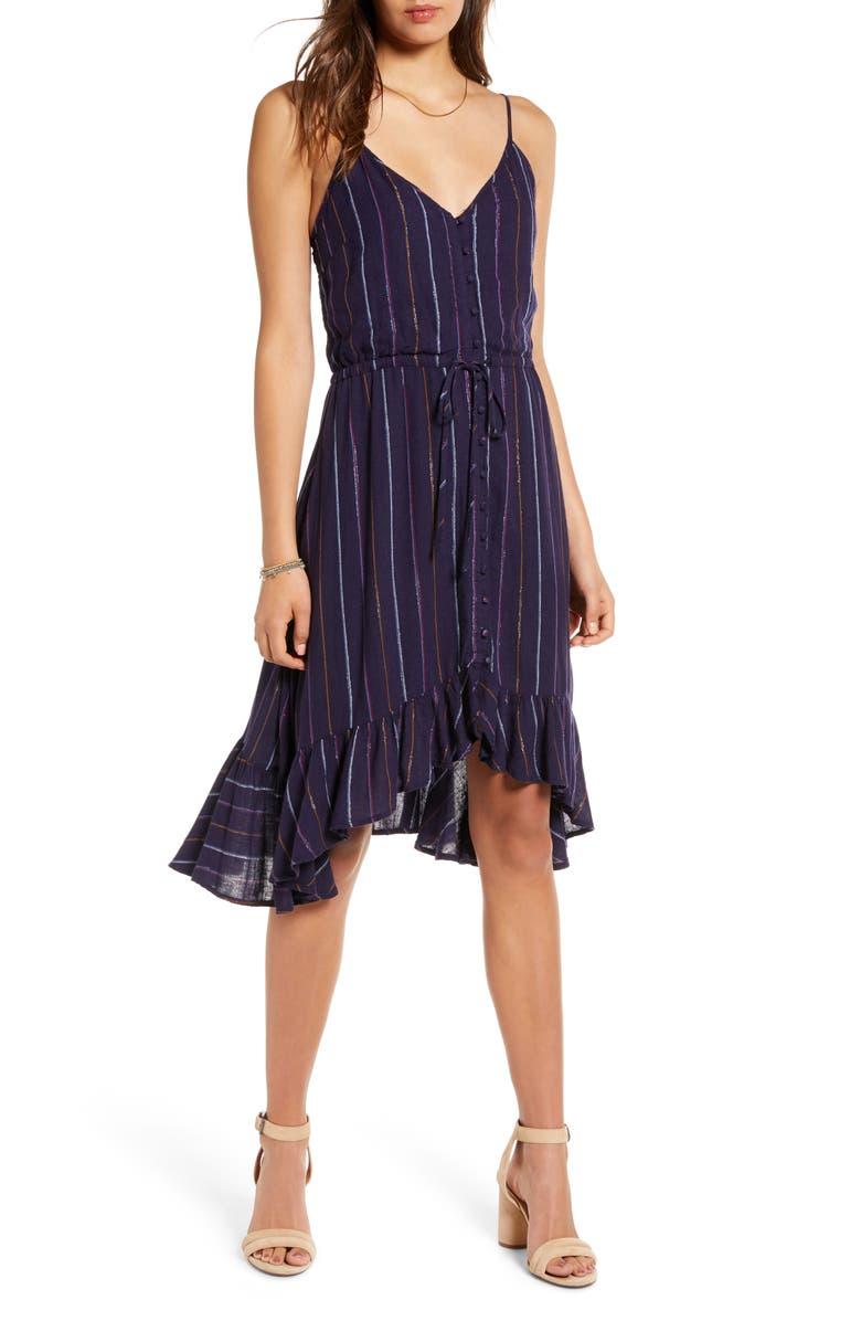 RAILS Frida Stripe Sundress, Main, color, SANTIAGO STRIPE