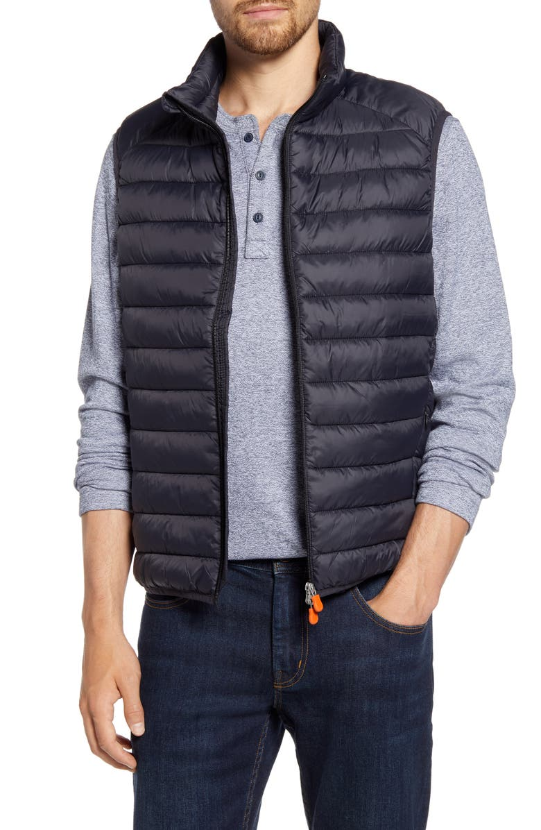 SAVE THE DUCK Puffer Vest, Main, color, 001