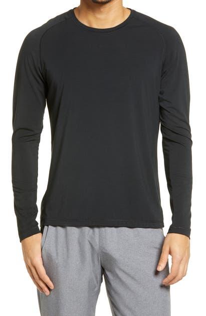 Zella T-shirts LONG SLEEVE T-SHIRT