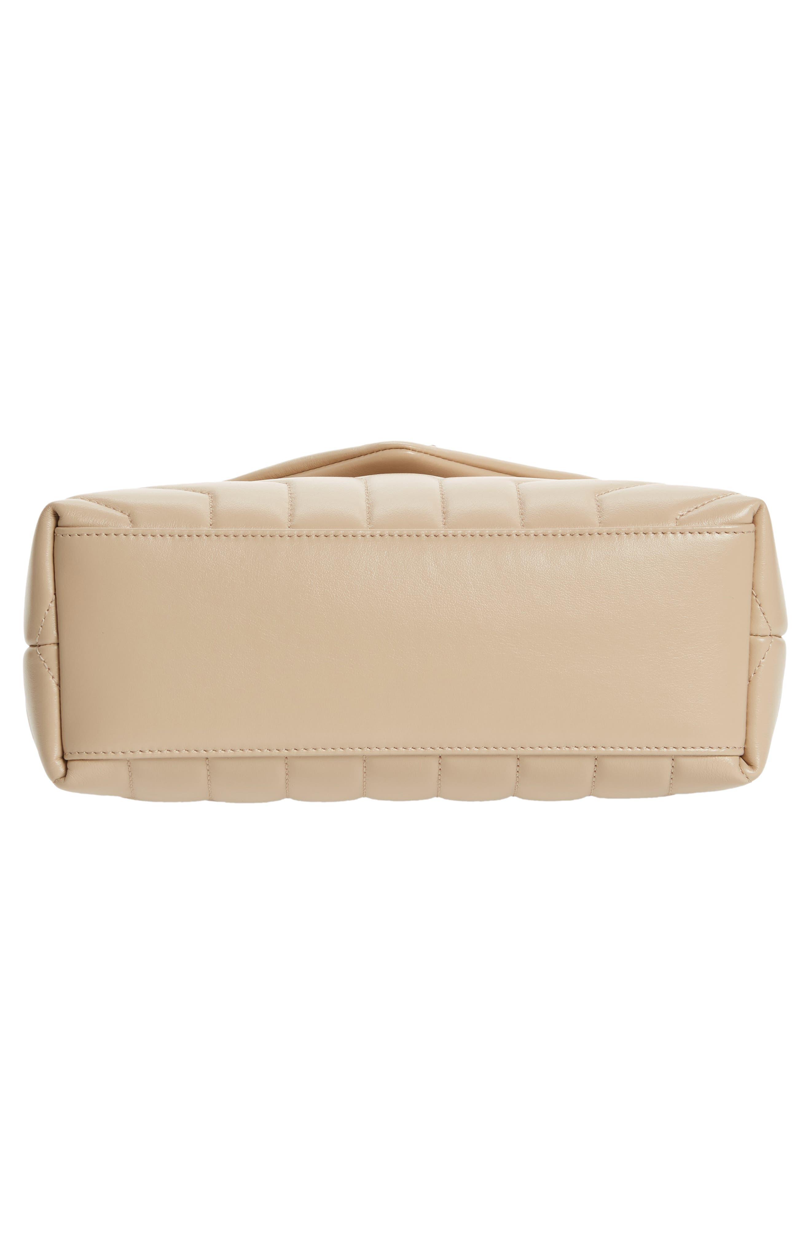 ,                             Small Loulou Leather Shoulder Bag,                             Alternate thumbnail 16, color,                             251