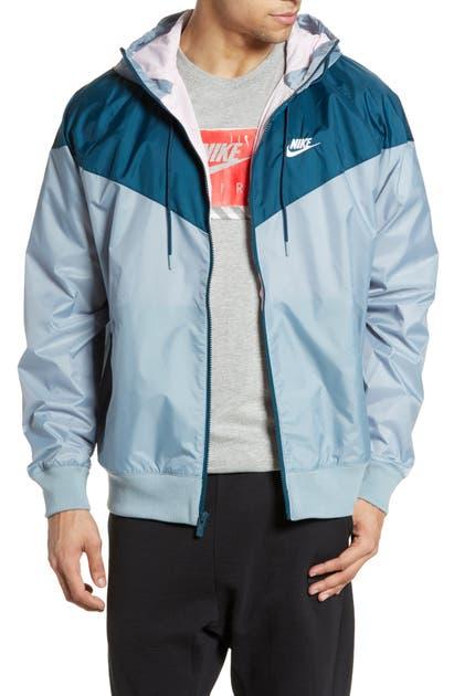 Nike Windrunner Jacket Aviator Grey & Nightshade   END.