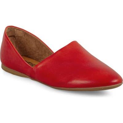 Miz Mooz Kimmy Flat - Red