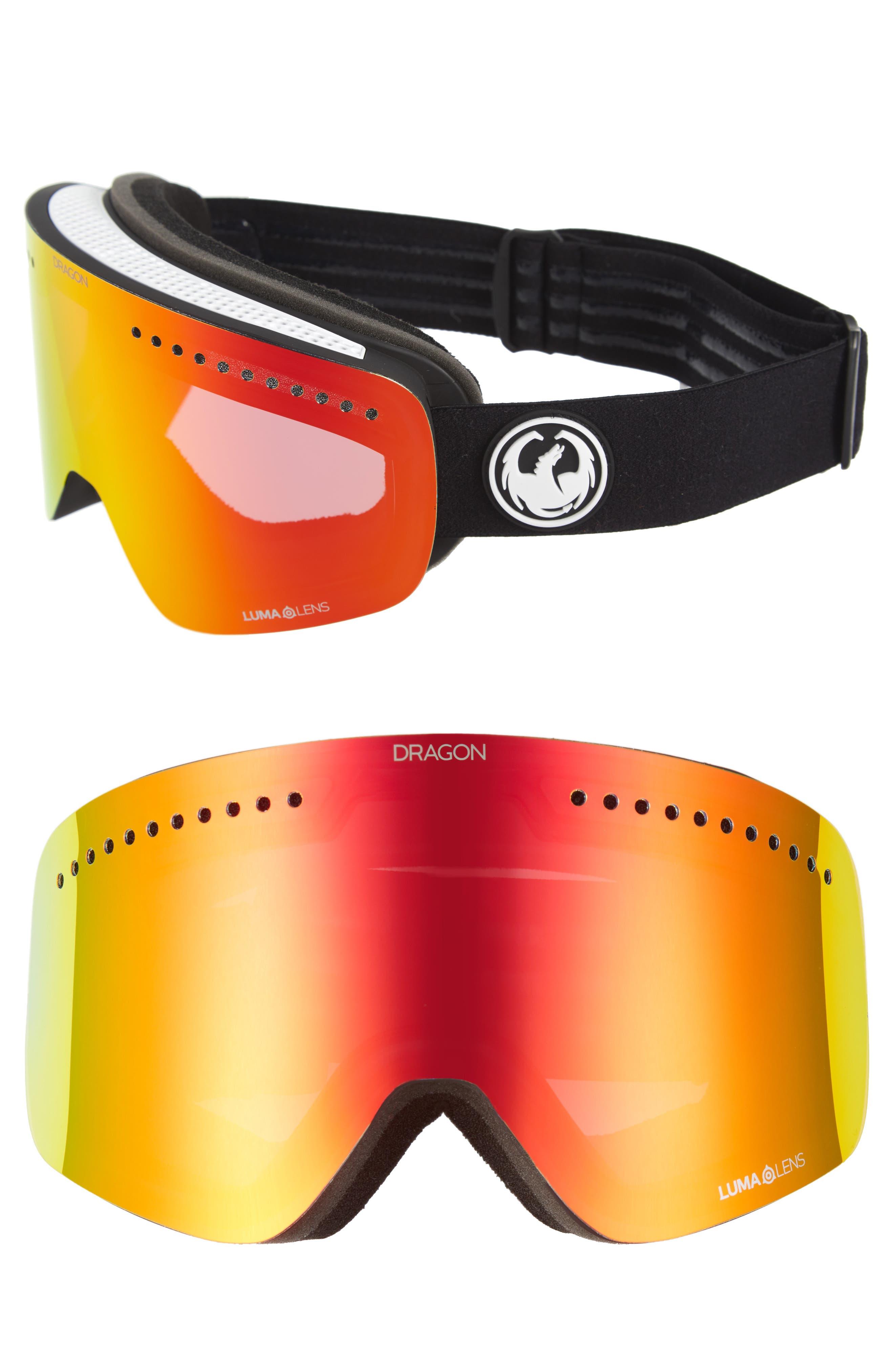 Nfx Frameless Snow Goggles