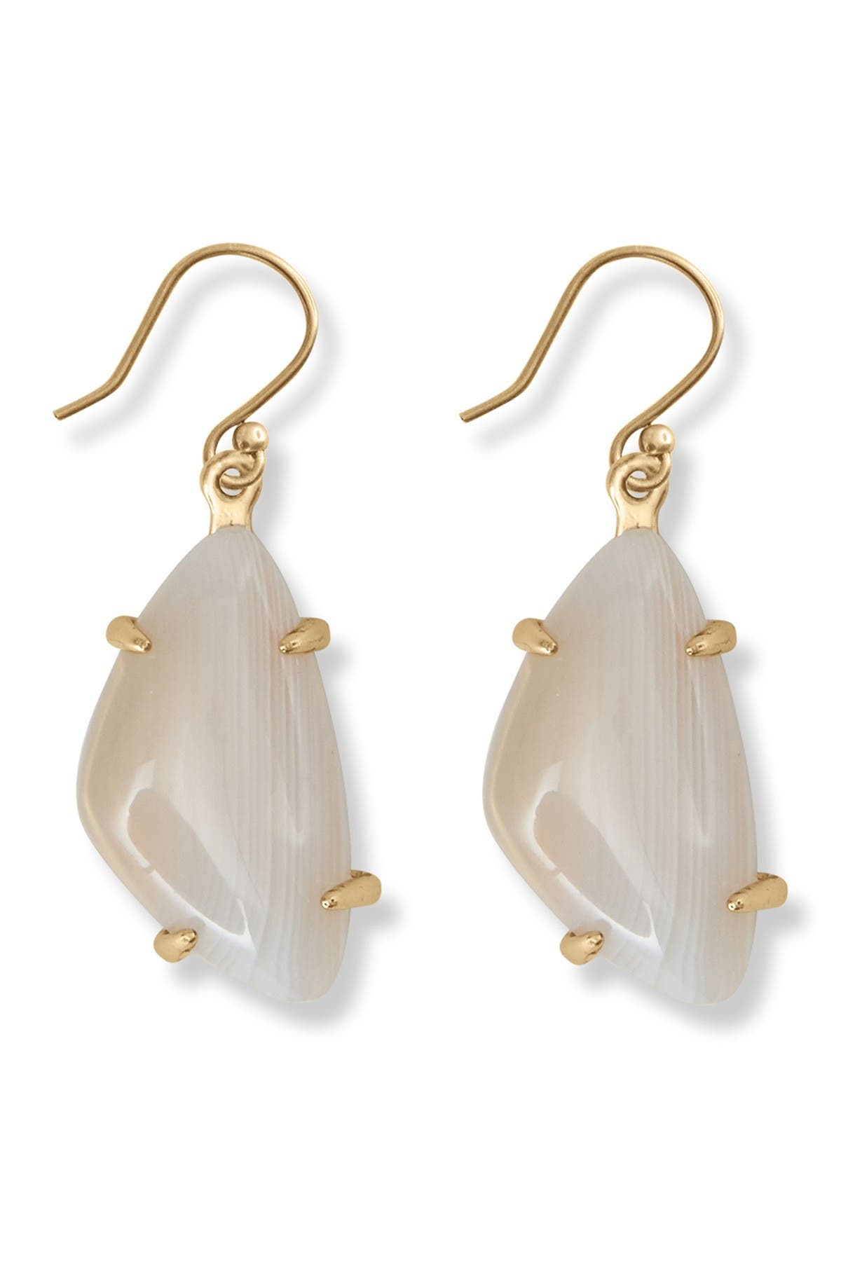 Agate Stone Earrings
