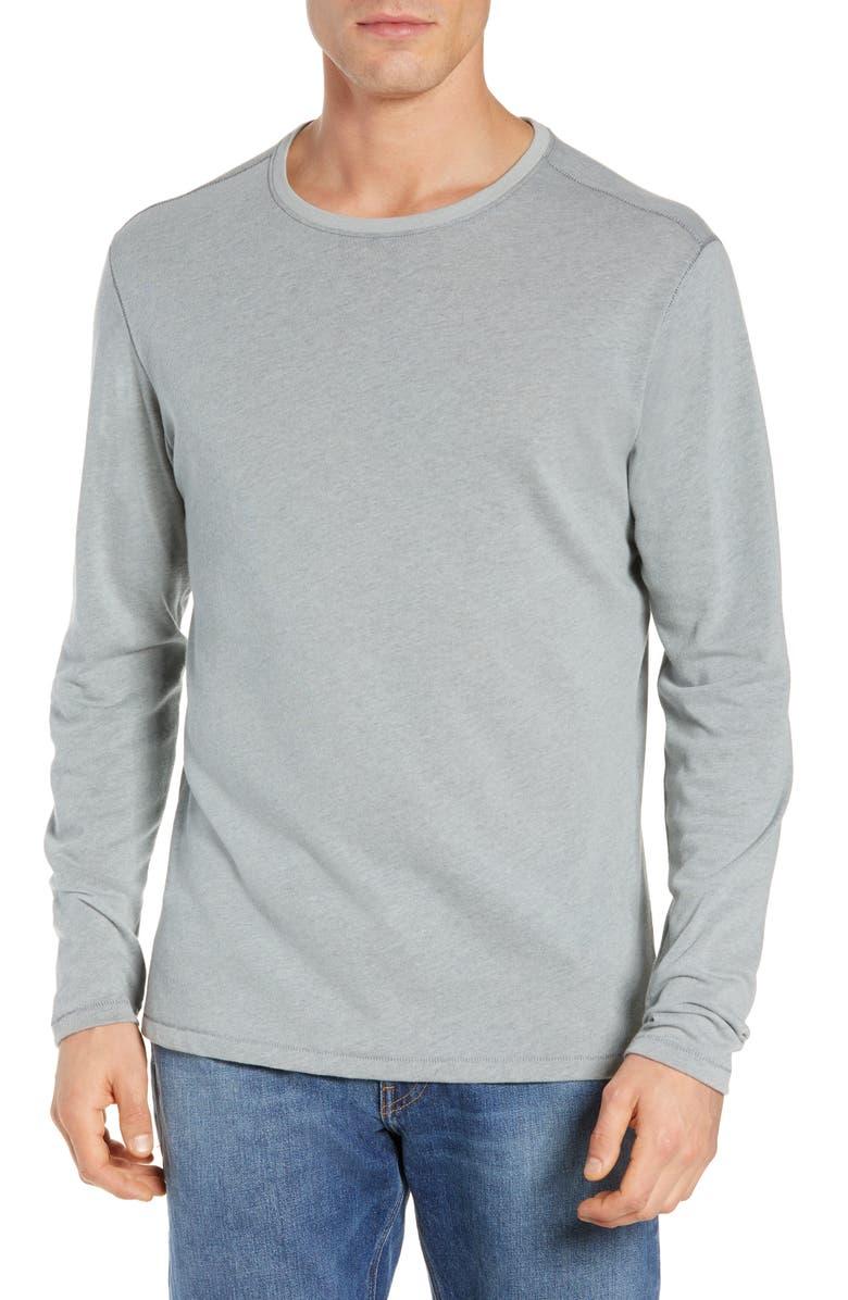 ROBERT BARAKETT White Rock T-Shirt, Main, color, 050
