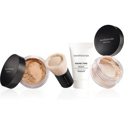 Bareminerals Nothing Beats The Original(TM) 4-Piece Get Started Kit -