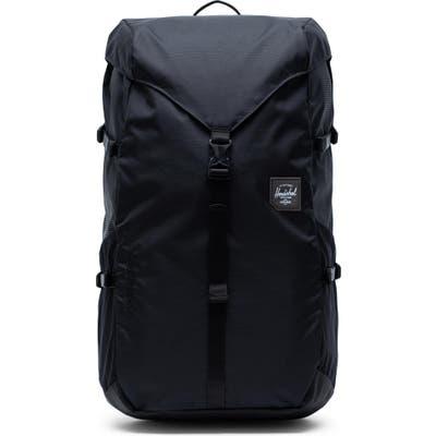 Herschel Supply Co. Barlow Trail Large Backpack - Black