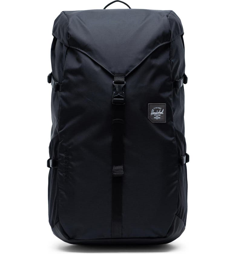 HERSCHEL SUPPLY CO. Barlow Trail Large Backpack, Main, color, BLACK