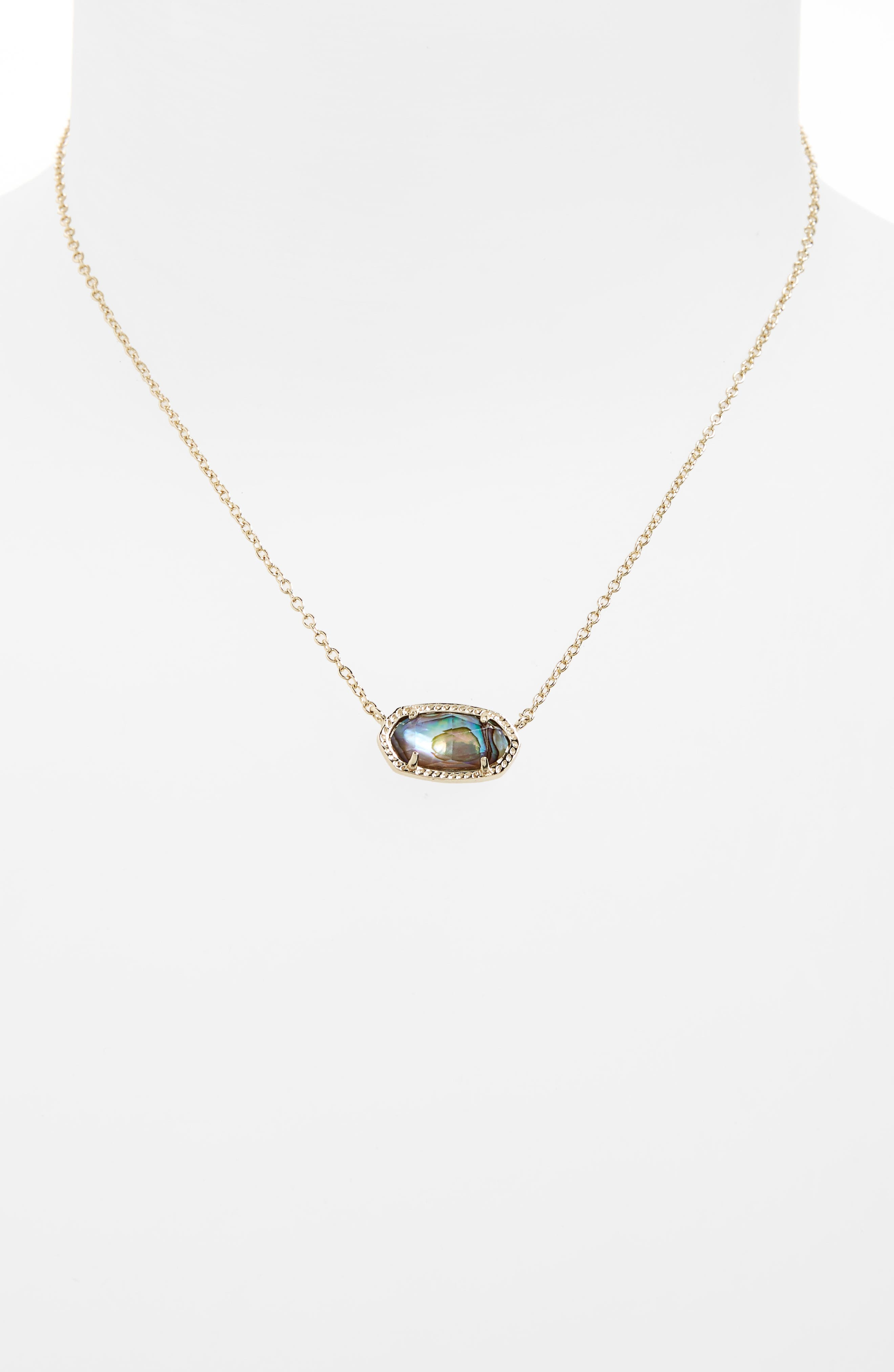 ,                             Elisa Pendant Necklace,                             Alternate thumbnail 164, color,                             440