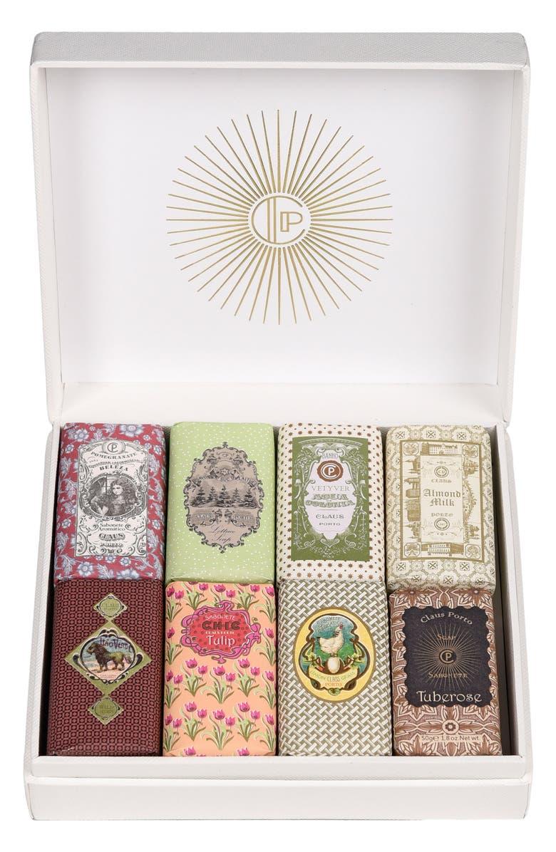 CLAUS PORTO Classico Mini Soap Collection, Main, color, NO COLOR