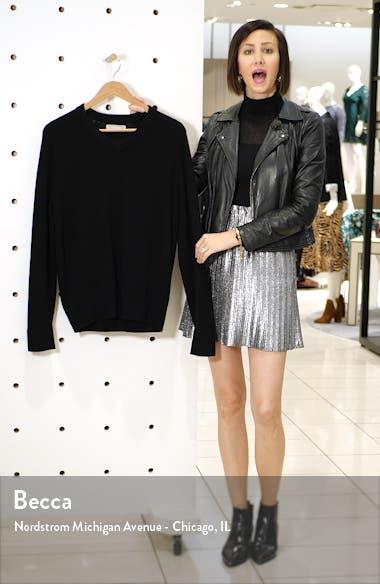 The ReCashmere V-Neck Sweater, sales video thumbnail