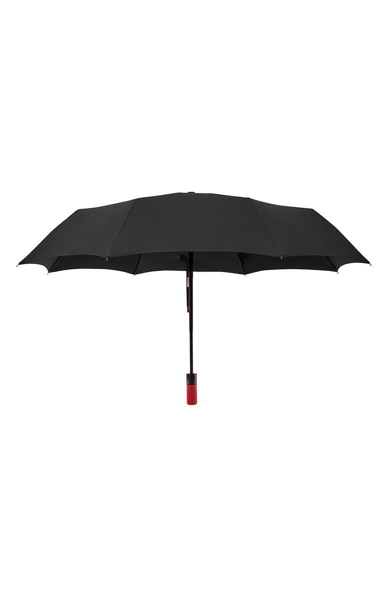HUNTER Original Mini Compact Umbrella, Main, color, BLACK