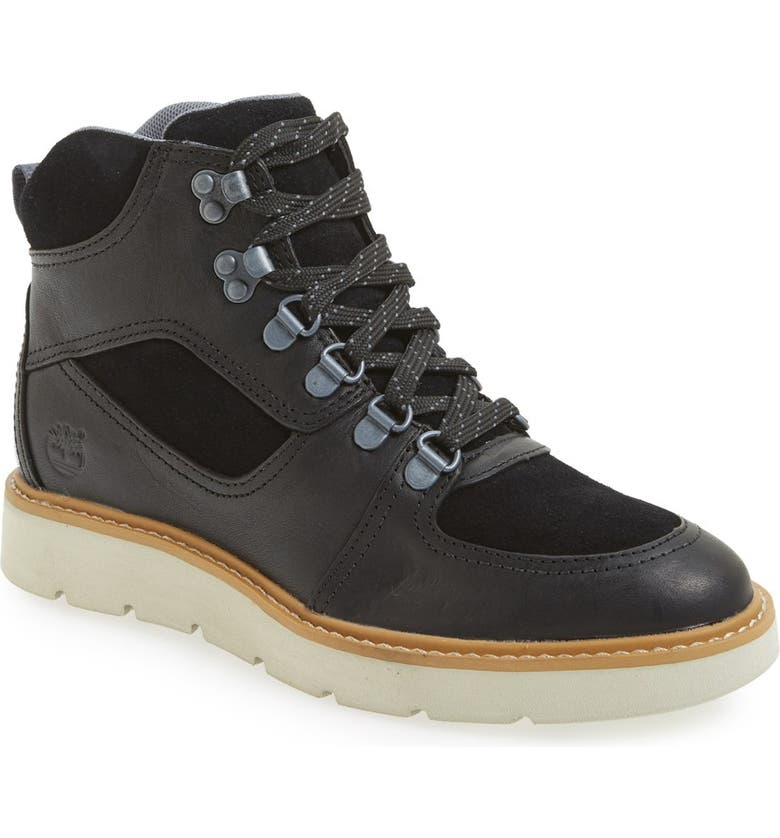 TIMBERLAND 'Kenniston' Lace-Up Boot, Main, color, 001