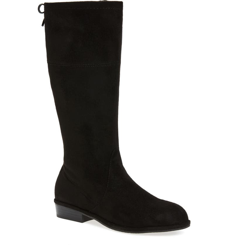 info for detailing best shoes Stuart Weitzman Lowland Bow Riding Boot (Toddler, Little Kid & Big ...