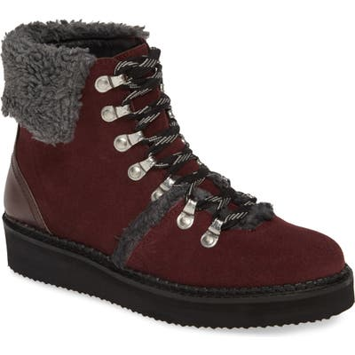 Very Volatile Tonkin Hiker Boot, Burgundy