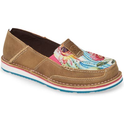 Ariat Cruiser Slip-On Loafer, Brown