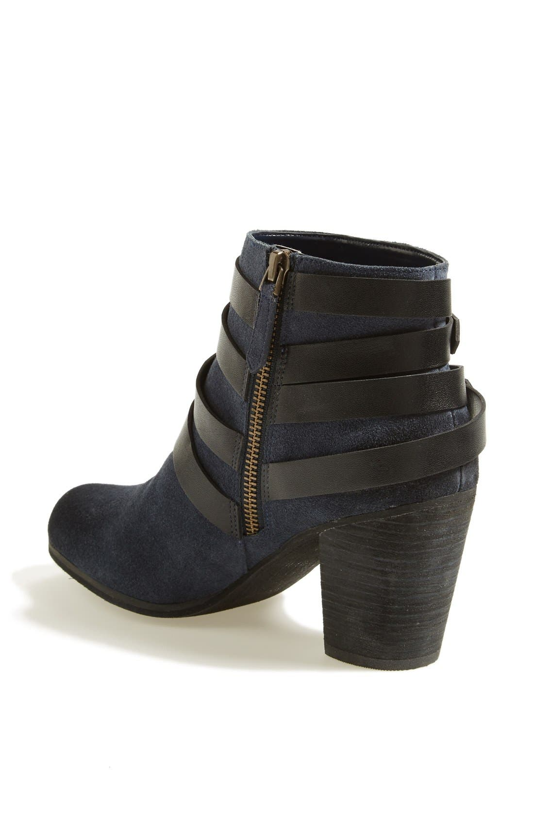 ,                             'Train' Wrap Belted Bootie,                             Alternate thumbnail 35, color,                             428