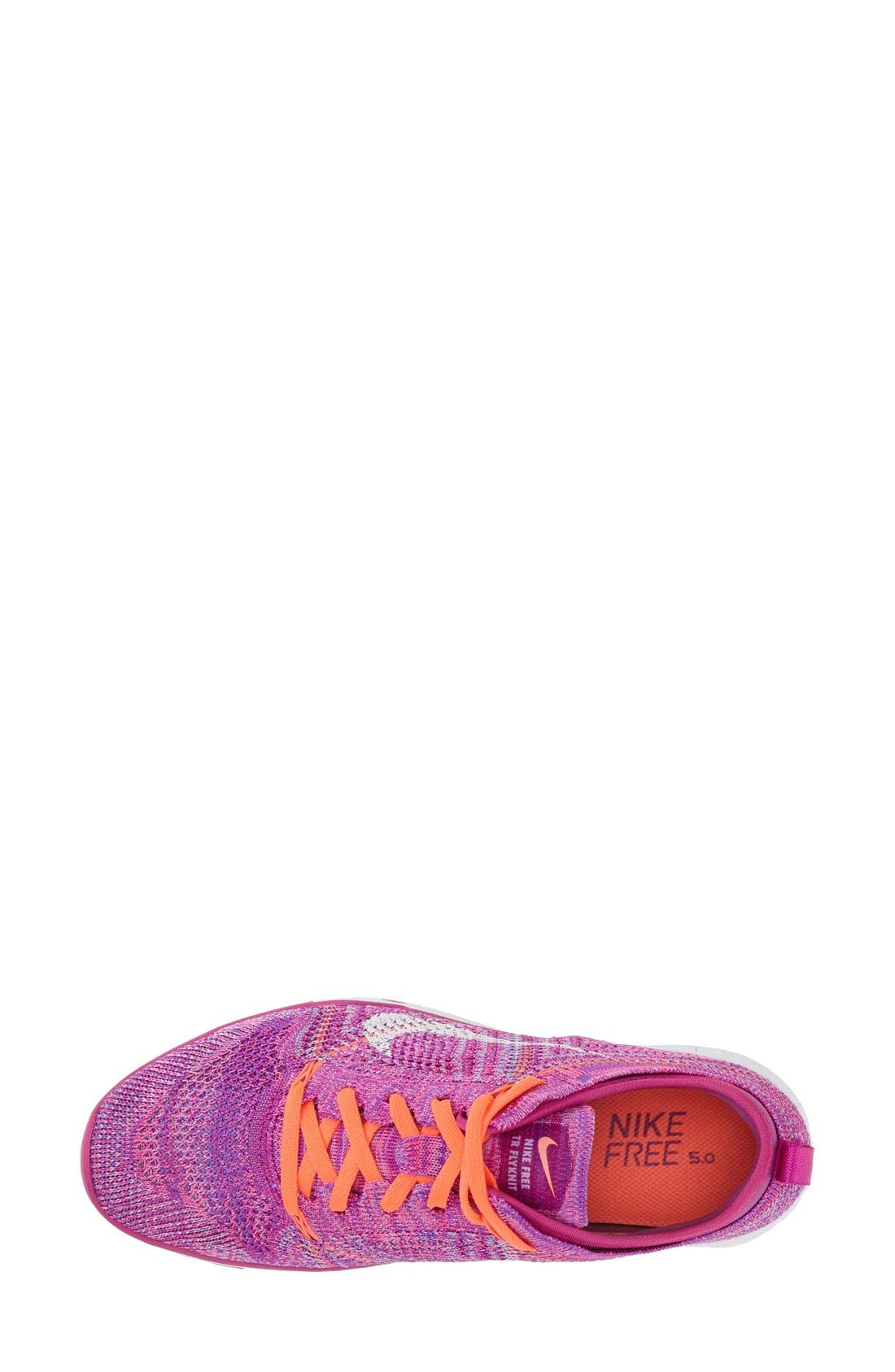 ,                             'Free Flyknit 5.0 TR' Training Shoe,                             Alternate thumbnail 41, color,                             500