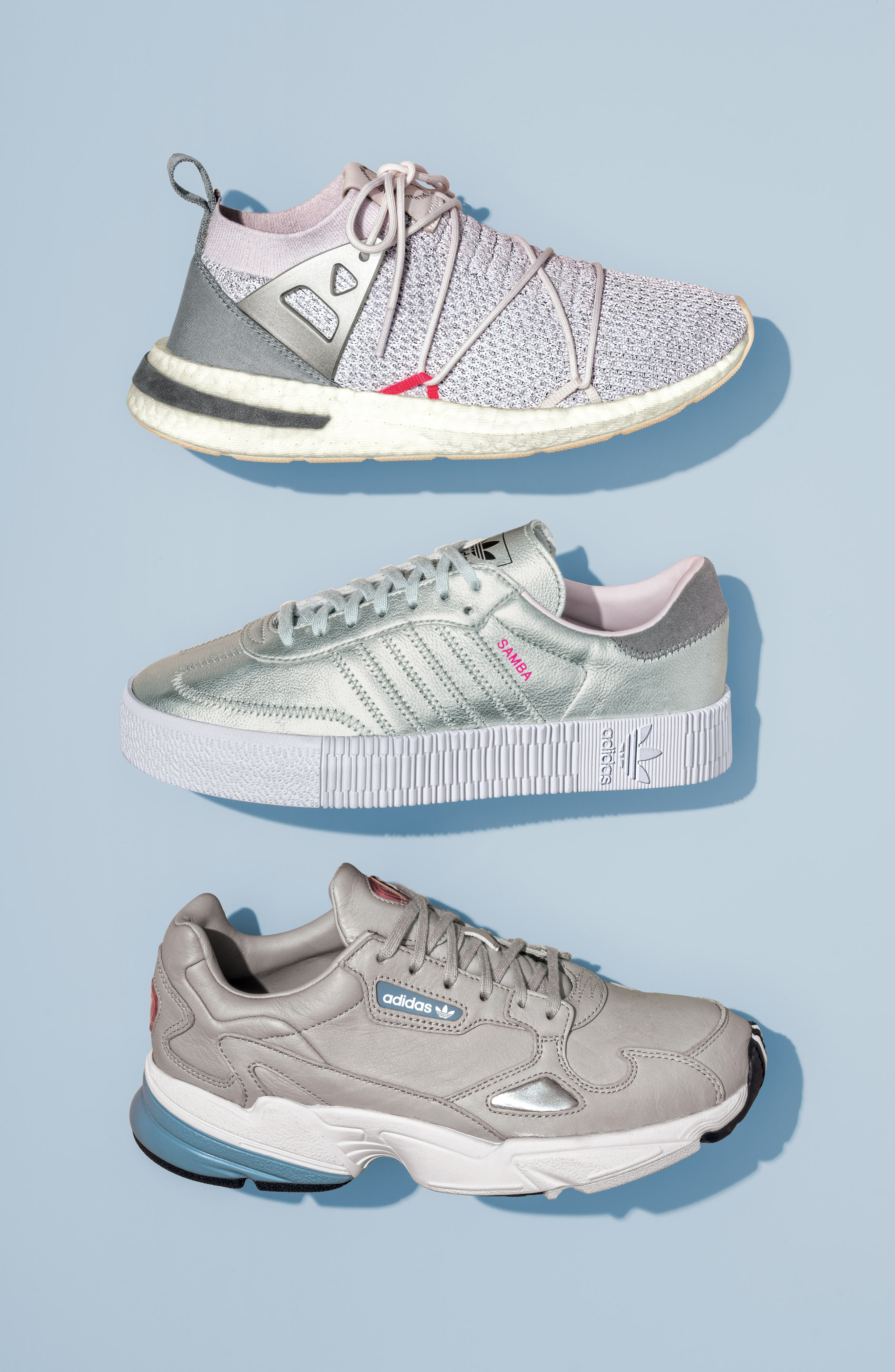 ,                             Arkyn Primeknit Sneaker,                             Alternate thumbnail 7, color,                             021