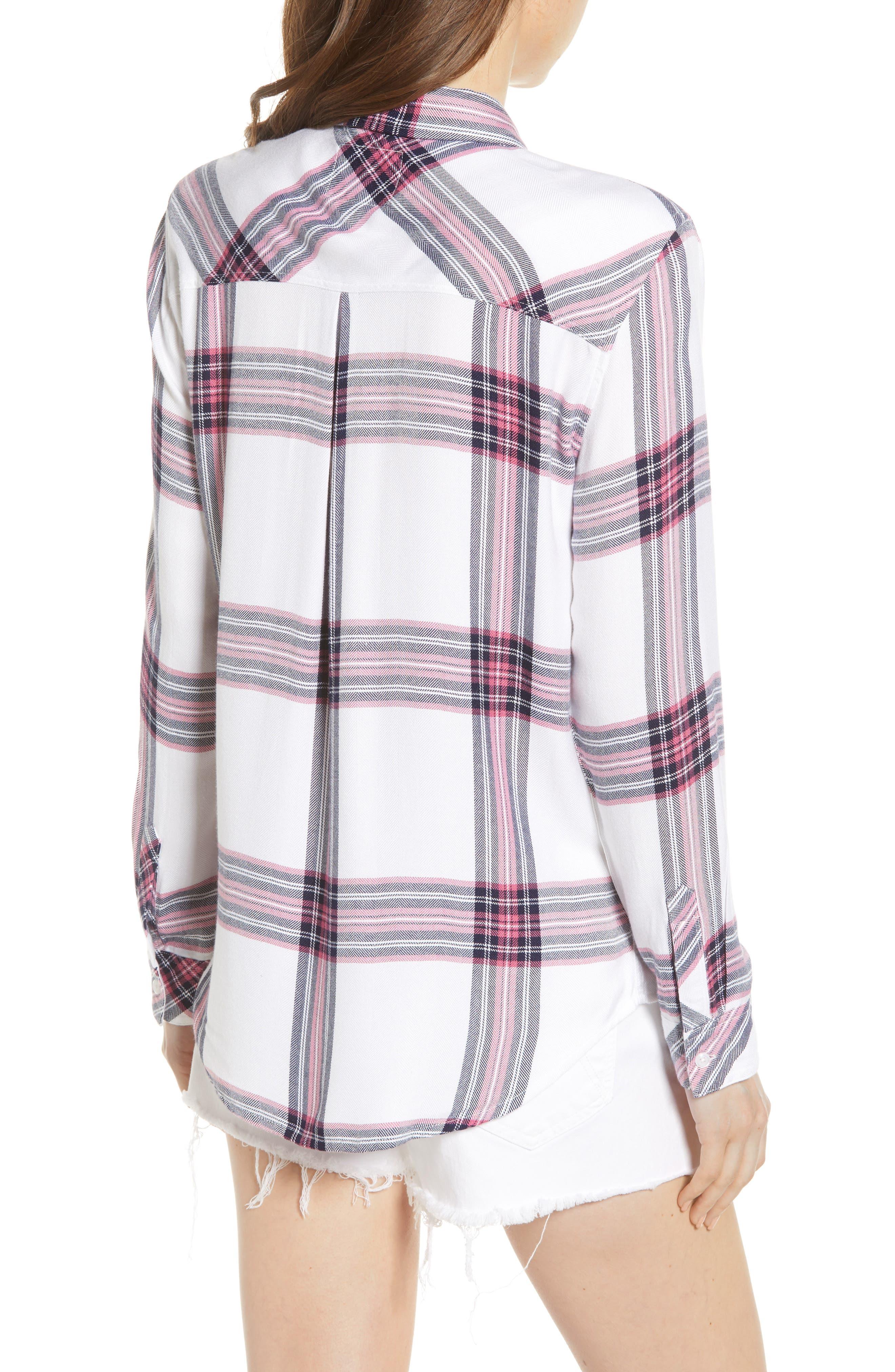 ,                             Hunter Plaid Shirt,                             Alternate thumbnail 94, color,                             140