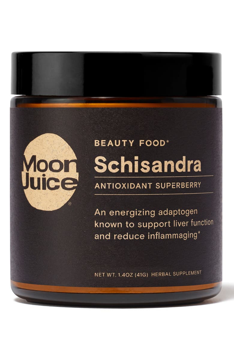 MOON JUICE Schisandra Berry Powder Antioxidant Dietary Supplement, Main, color, NO COLOR