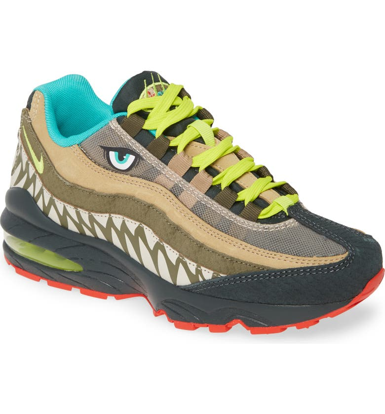 NIKE Air Max 95 Sneaker, Main, color, 300
