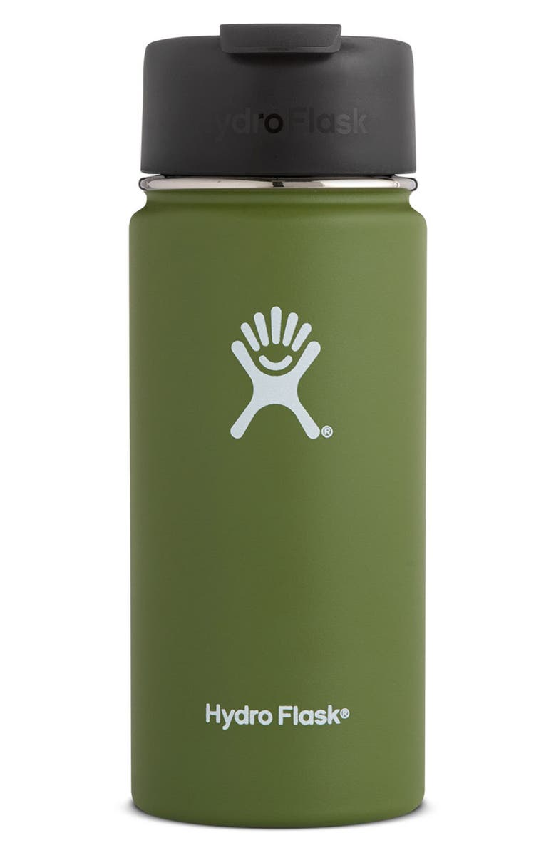HYDRO FLASK 16-Ounce Wide Mouth Coffee Thermos, Main, color, 301