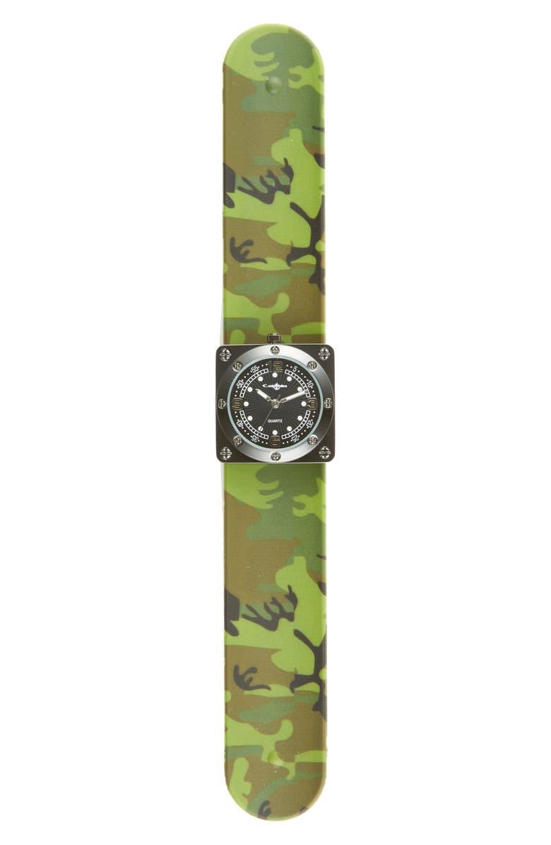 TITANIUM Slap Watch, Main, color, 300