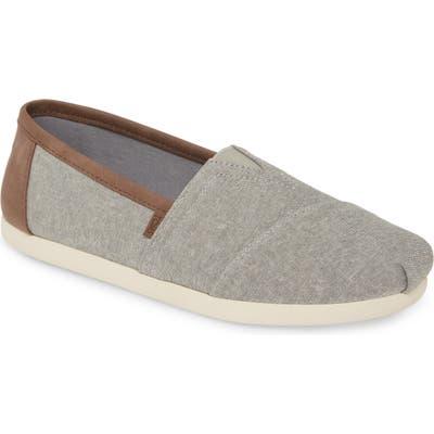 Toms Alpargata Slip-On, Grey