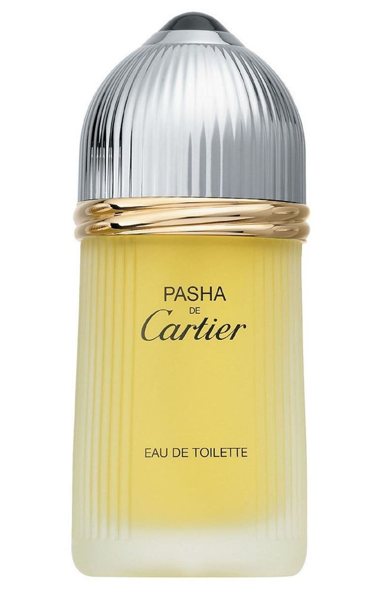 CARTIER 'Pasha' Eau de Toilette, Main, color, NO COLOR