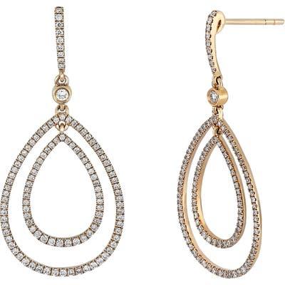 Bony Levy Diamond Drop Earrings (Nordstrom Exclusive)