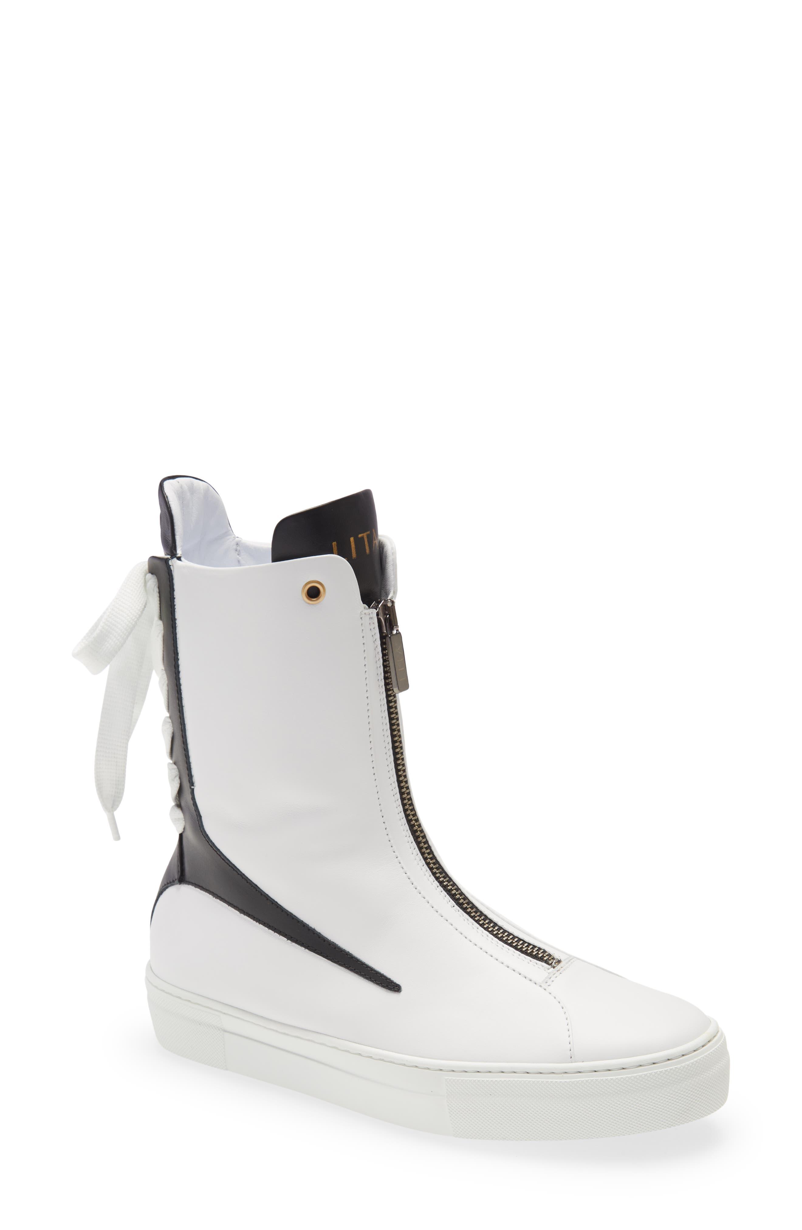 Fang Commando High Top Sneaker