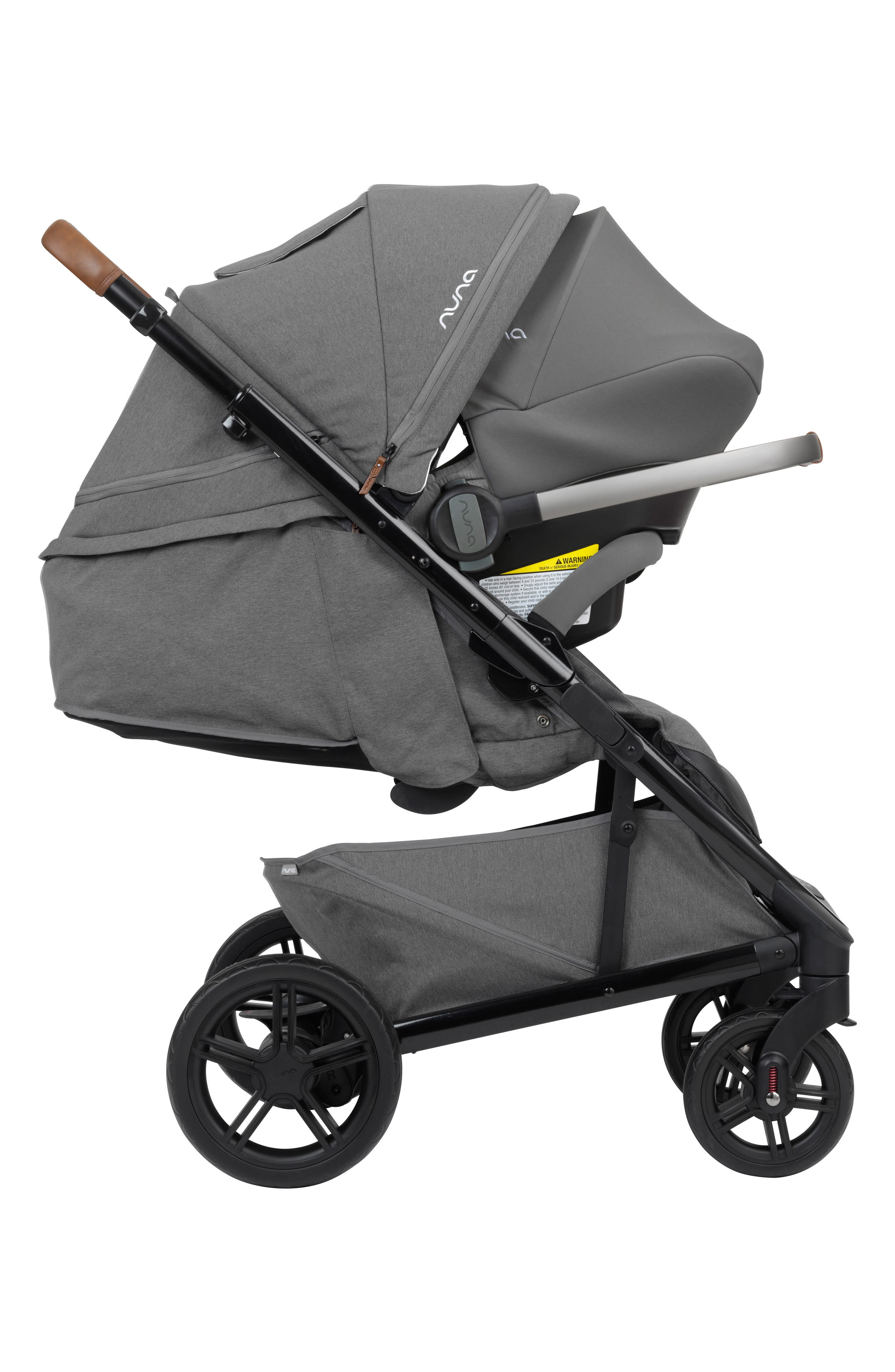 ,                             2019 TAVO<sup>™</sup> Stroller & PIPA<sup>™</sup> Lite LX Car Seat Travel System,                             Alternate thumbnail 2, color,                             GRANITE